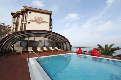 Bakanlık Onaylı Yeşil Yıldızlı Otel